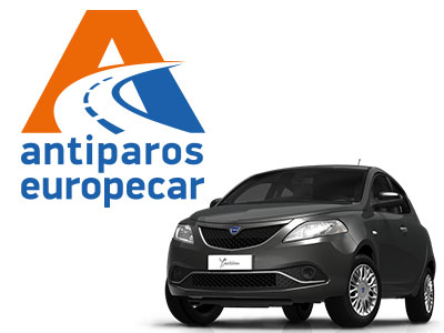 Antiparos Europecar vehicle rentals, Antiparos