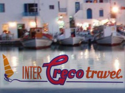 Travel agency INTERGrecoTravel, Naoussa, Paros