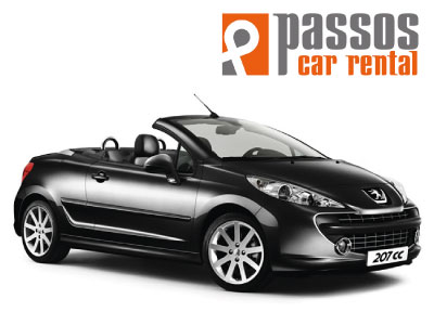 Car rentals Passos in Paros