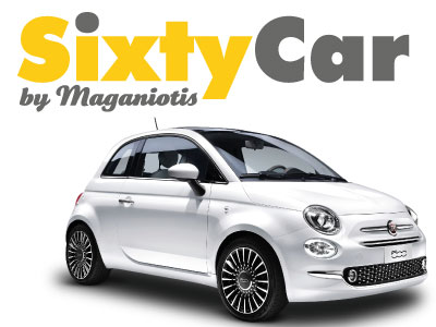 Vehicle Rentals SixtyCar, Parikia, Paros